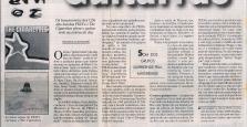 Pelvs @ jornal O Estado de São Paulo, 1997, page 1 of 2