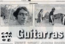 Pelvs @ jornal O Estado de São Paulo, 1997, page 2 of 2