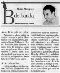 Pelvs @ Jornal do Brasil by Mario Marques, Pelvs biggest fan ever