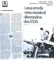 Pelvs supporting Luna tour in Brazil, Belo Horizonte, 2001