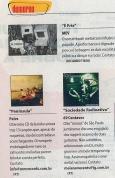 Peninsula @ Folha de São Paulo, 2001